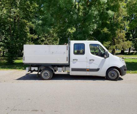 Projekt nabave teretnog vozila za obavljanje komunalnih poslova u Općini Bebrina